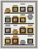 Stocked Up quilt sewing pattern from Coach House Designs 2