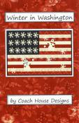 Winter in Washington quilt sewing pattern from Coach House Designs