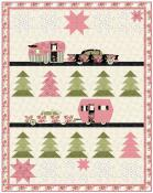 Glampin' quilt sewing pattern from Coach House Designs 2