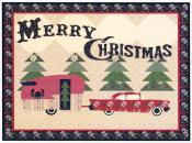 Merry Trails quilt sewing pattern from Coach House Designs 2