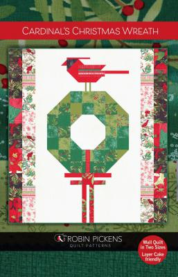 Cardinals-Christmas-Wreath-quilt-sewing-pattern-color-and-quilt-front