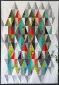 Harlequin quilt sewing pattern by Robin Pickens 2