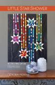 Little Star Shower quilt sewing pattern from Robin Pickens