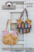 Annabelle Bag sewing pattern from Cotton Street Commons