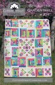 Beyond The Garden Wall quilt sewing pattern from Cotton Street Commons