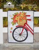 Blossoms and Spokes quilt sewing pattern from Cotton Street Commons