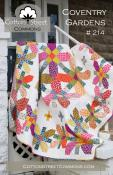 Coventry Garden quilt sewing pattern from Cotton Street Commons