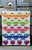 Free To Fly quilt sewing pattern from Cotton Street Commons