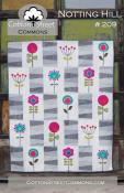 Notting Hill quilt sewing pattern from Cotton Street Commons