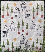 So This Is Christmas quilt sewing pattern from Cotton Street Commons 2