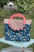 The Queenie Bag sewing pattern from Cotton Street Commons