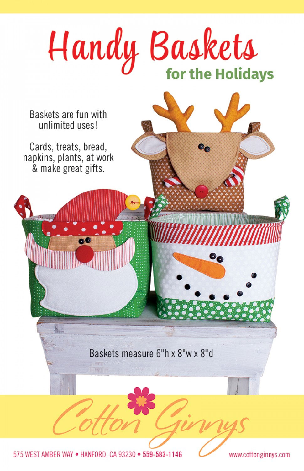 Handy-Baskets-for-the-holidays-sewing-pattern-Cotton-Ginnys-front