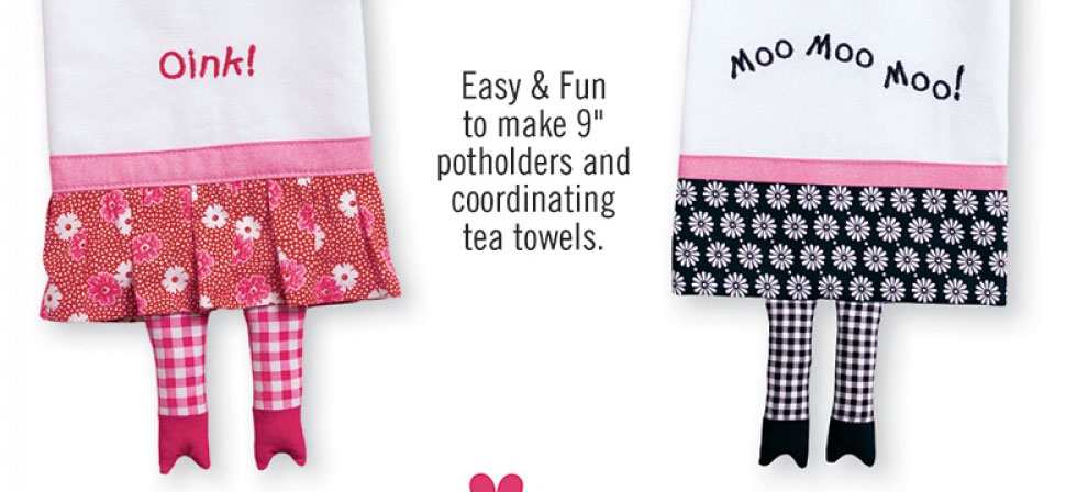Happy-on-the-Farm-potholders-and-tea-towels-sewing-pattern-Cotton-Ginnys-2
