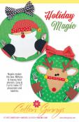 Holiday Magic sewing pattern from Cotton Ginnys
