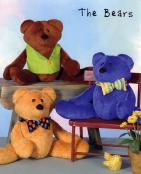 The Bears sewing pattern from Cotton Ginnys 3