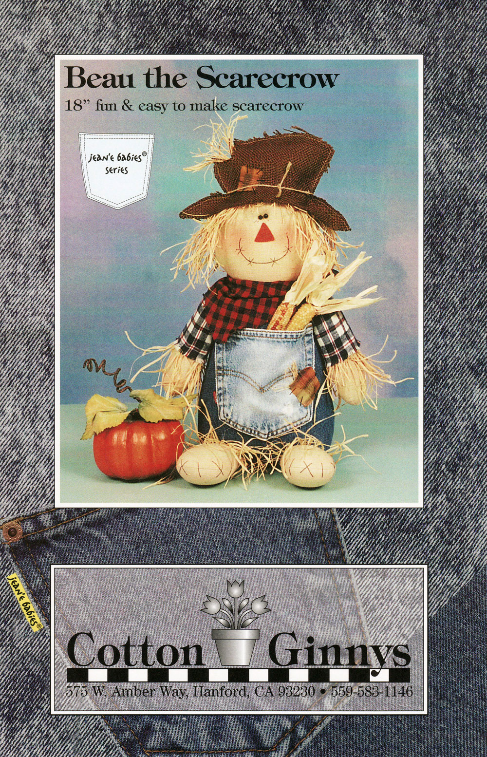 Beau-the-Scarecrow-sewing-pattern-Cotton-Ginnys-front
