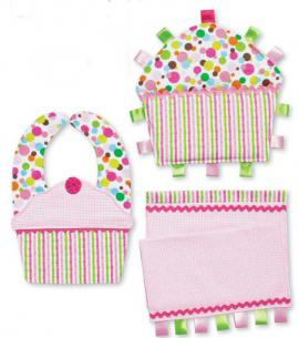 Cupcake Baby sewing pattern from Cotton Ginnys