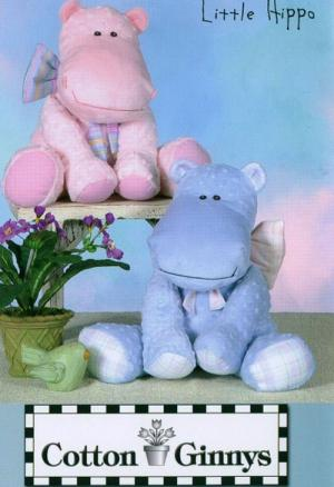 Little-Hippo-sewing-pattern-Cotton-Ginnys-front