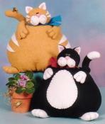 All Puffed Up Kitties 12