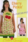 Cherry Pickin' Apron pattern from Cotton Ginnys