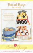 INVENTORY REDUCTION...Bread Bagz for Everyday sewing pattern from Cotton Ginnys