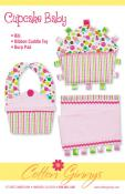 Cupcake Baby sewing pattern from Cotton Ginnys 1