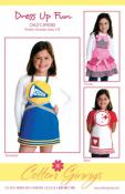 INVENTORY REDUCTION...Dress Up Fun sewing pattern from Cotton Ginnys