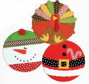 Holiday Placemats sewing pattern from Cotton Ginnys 2