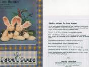 INVENTORY REDUCTION...Love Bunnies 10