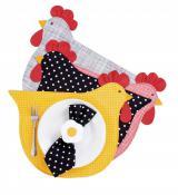 My Chicken Kitchen sewing pattern from Cotton Ginnys 4