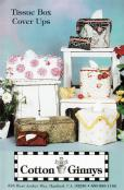 Tissue Box Cover Ups pattern from Cotton Ginnys