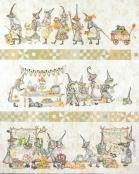 Mystery of the Salem Quilt Guild - Quilt Assembly sewing pattern from Crabapple Hill Designs 2
