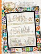 Mystery of the Salem Quilt Guild - Quilt Assembly sewing pattern from Crabapple Hill Designs