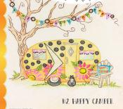 Salem Quilt Guild Campout #2 Happy Camper sewing pattern from Crabapple Hill Designs 2