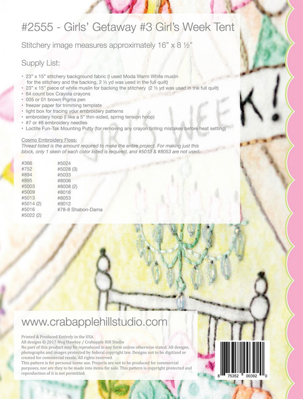 Girls-Getaway-3-Girls-Week-Tent-sewing-pattern-Crabapple-Hill-Designs-back