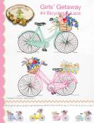 Girls' Getaway #4 Bicycles and Lace sewing pattern from Crabapple Hill Designs