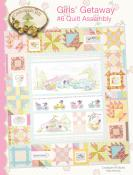 Girls' Getaway 6 Assembly Quilt sewing pattern from Crabapple Hill Designs 1