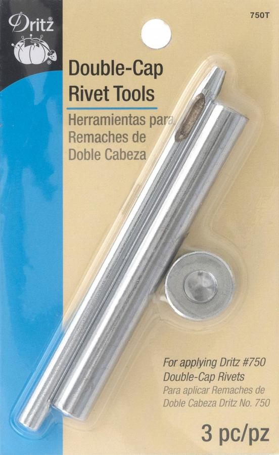 Double-Cap Rivet Tools from Dritz
