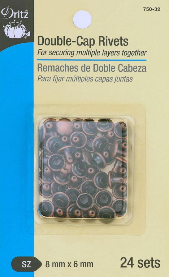 Double-Cap-Rivets-Copper-8mm-x-6mm-from-dritz-front