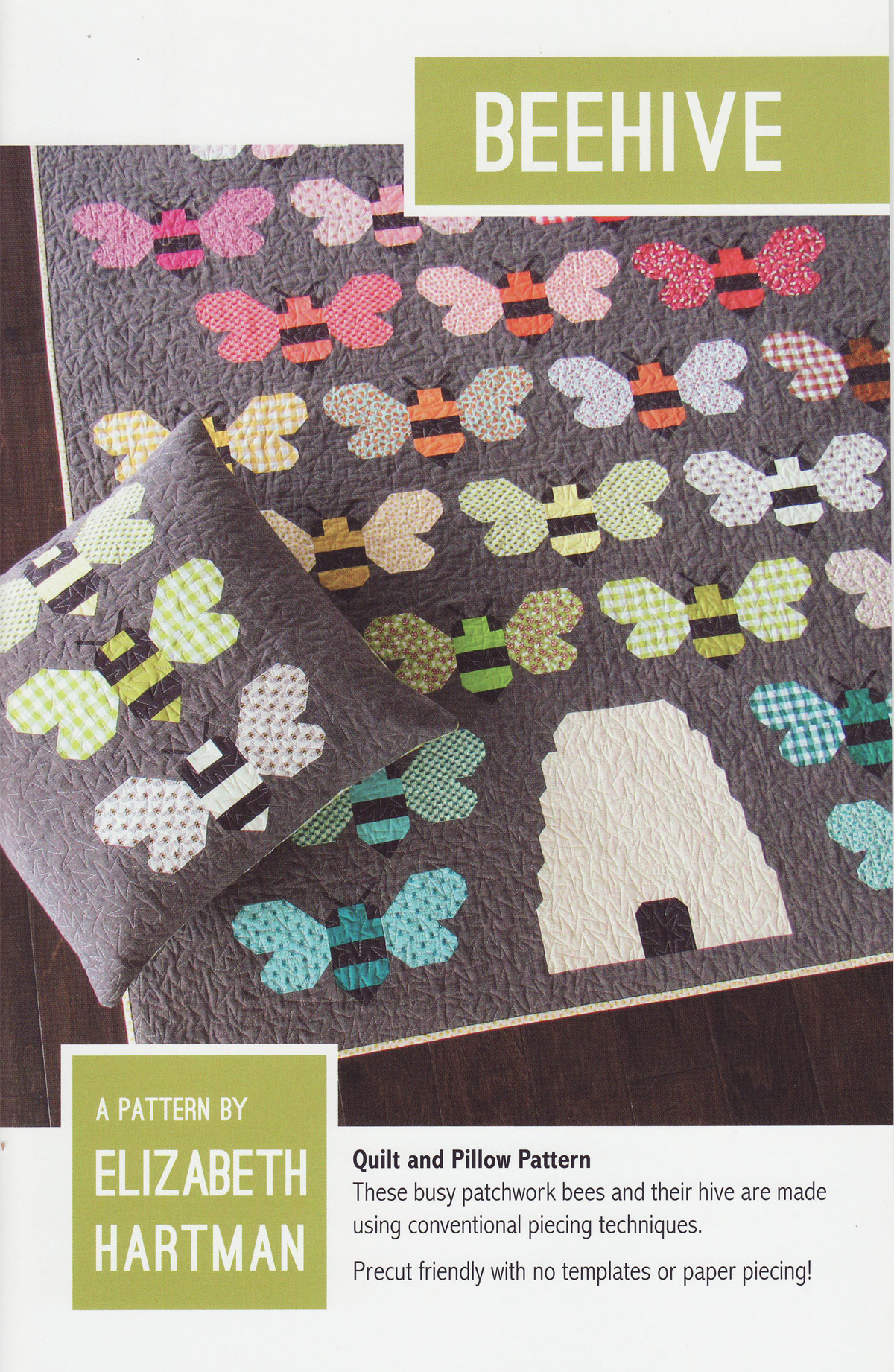 Beehive-quilt-sewing-pattern-Elizabeth-Hartman-front
