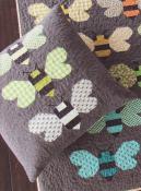 Beehive quilt sewing pattern by Elizabeth Hartman 3
