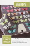 Beehive quilt sewing pattern by Elizabeth Hartman