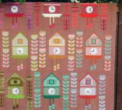 Cuckoo quilt sewing pattern by Elizabeth Hartman 2