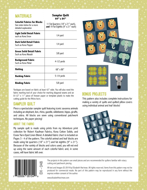 Spectacluar-Savanna-sewing-pattern-Elizabeth-Hartman-back