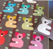 Koalas quilt sewing pattern by Elizabeth Hartman 2