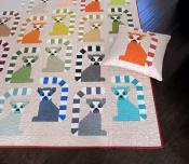 Lana Lemur quilt sewing pattern by Elizabeth Hartman 3