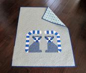Lana Lemur quilt sewing pattern by Elizabeth Hartman 4