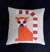 Lana Lemur quilt sewing pattern by Elizabeth Hartman 5