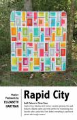 Rapid City quilt sewing pattern by Elizabeth Hartman