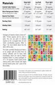 Rapid City quilt sewing pattern by Elizabeth Hartman 1